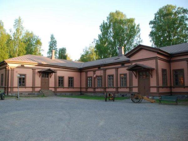 Пехотный музей в Миккели