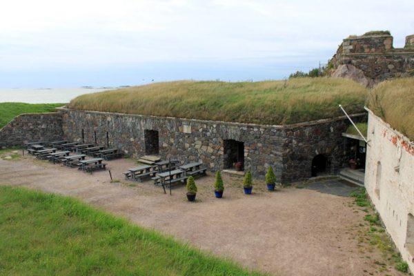 Крепость Суоменнлинна