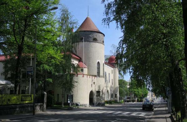 Финский город Каопио - городской музей