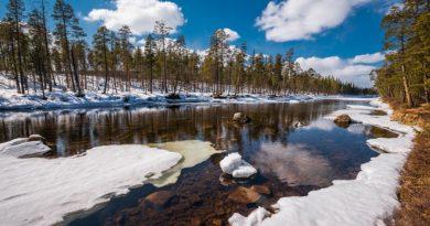 климат в Финляндии