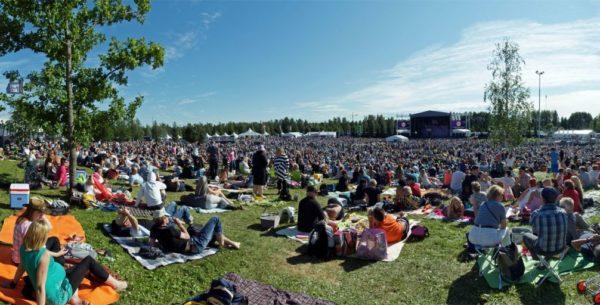 Фестиваль музыки Пори
