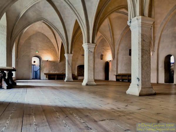 залы Абоского замка