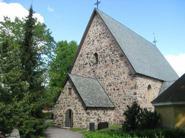 Церковь Святой Катрины