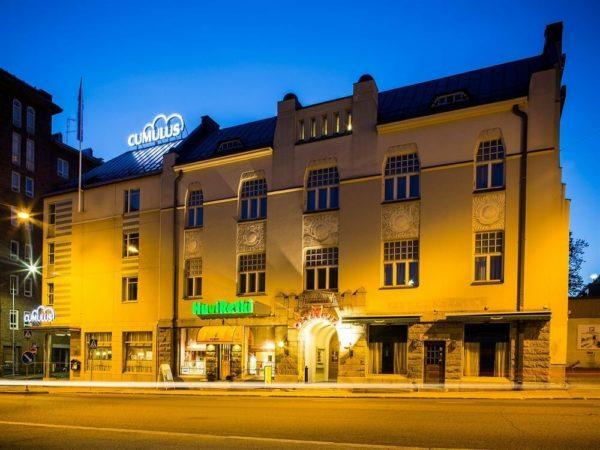Cumulus отель в финляндии