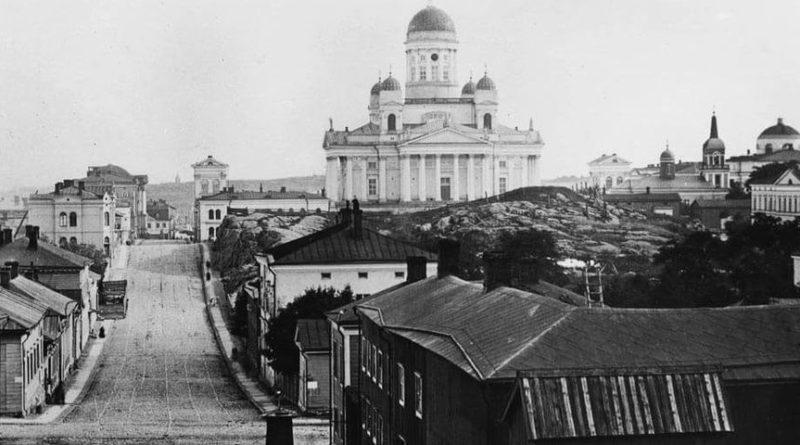 История Хельсинки