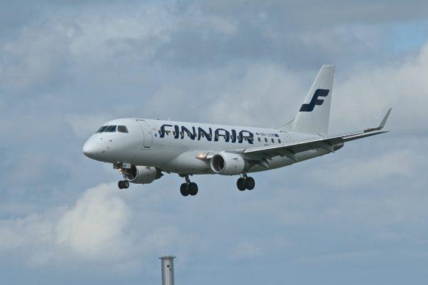 Самолетом в Хельсинки