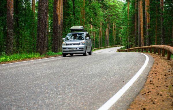 Автомобилем до Хельсинки