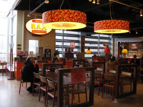 Rax Pizzabuffet в Хельсинки