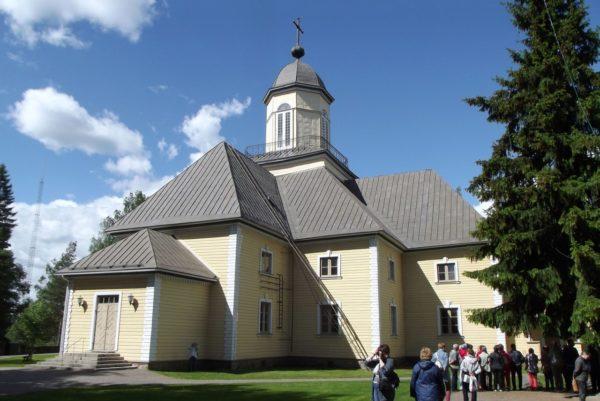 Церковь Пуумала