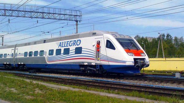 Высокоскоростной поезд «Аллегро»