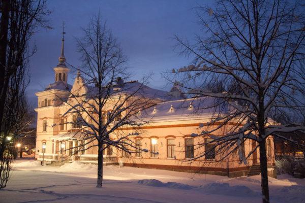 Исторический музей в Лахти