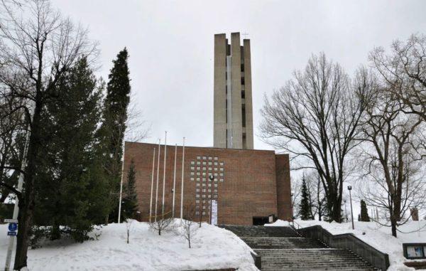 Церковь Ристинкиркко