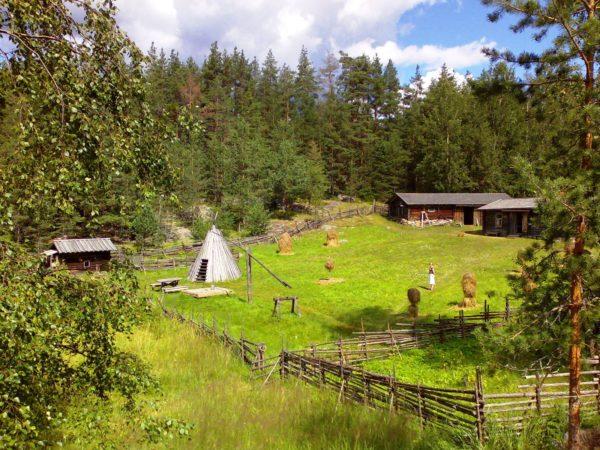 Финская ферма