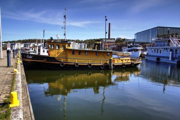 Лахти порт