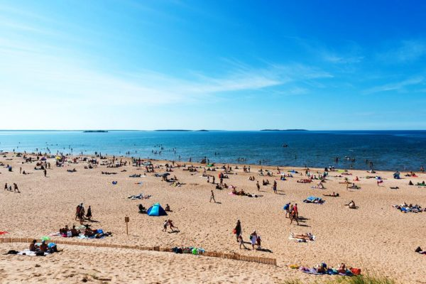 Пляж Юютери