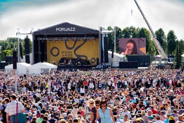 Музыкальный фестиваль в Пори