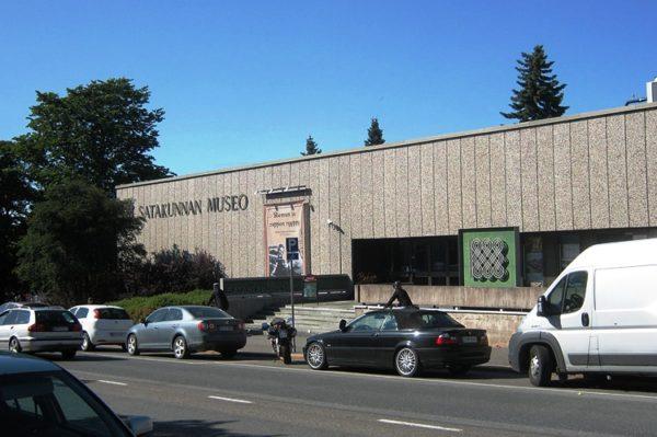 Культурно-исторический музей Сатакунта