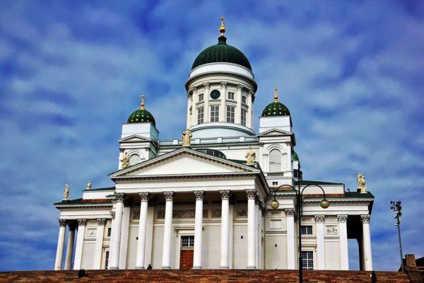 Лютеранский собор Хельсинки