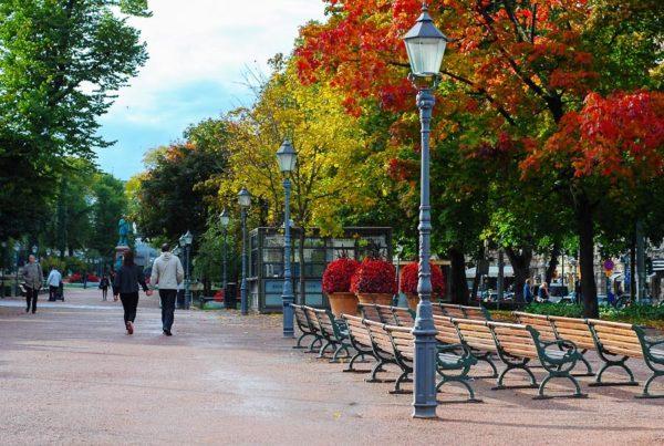 Парк Хельсинки