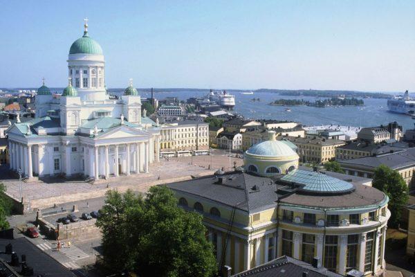 Достопимечательности Хельсинки