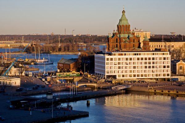 Район Хельсинки – Катаянокка