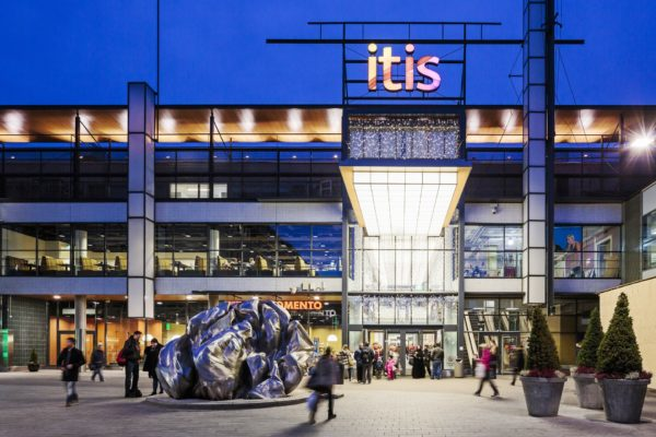 """Торговый центр """"ITIS"""""""