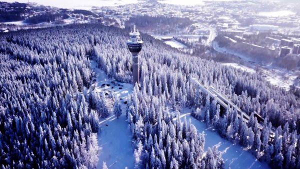 Куопио является уютным финским городом, расположенном в восточной части Финляндии, его называют цитаделью зимнего отдыха