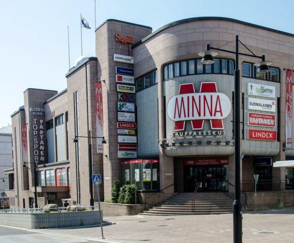 ТЦ Minna