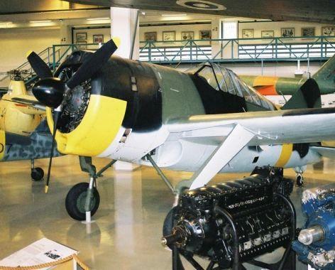 Музей финской авиации