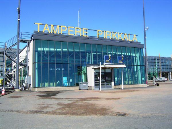 В Тампере расположен аэропорт, о котором хорошо знают экономные путешественники