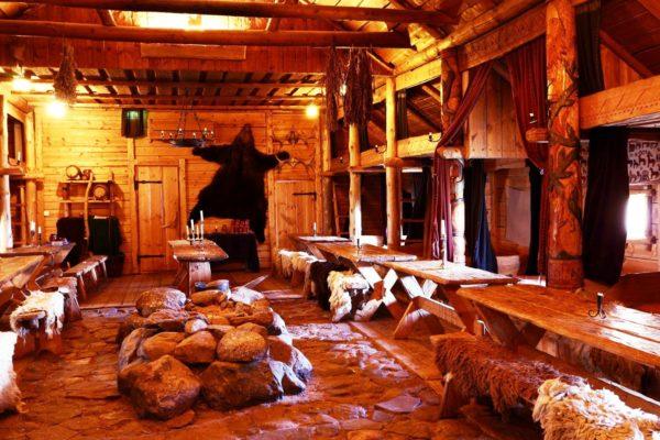 Центр викингов Rosala