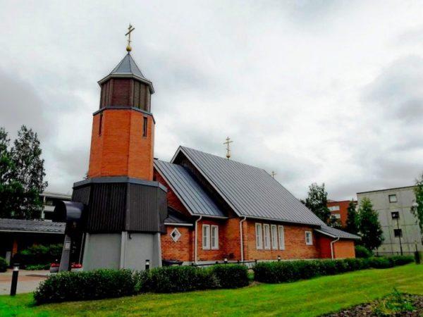 Православный Свято-Троицкий собор