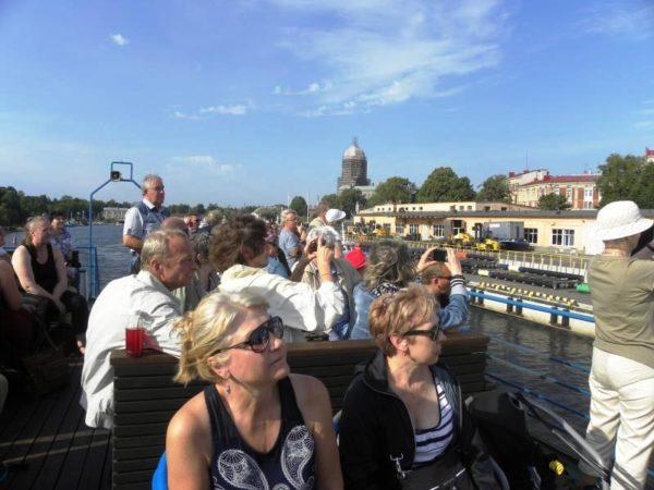 Круиз по Сайменскому каналу