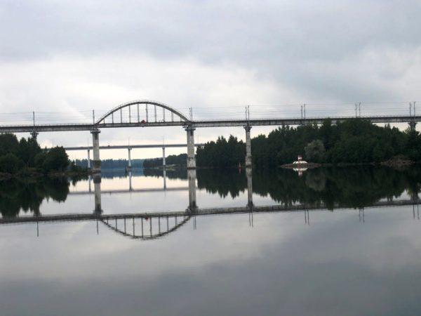 Мост через Сайменский канал