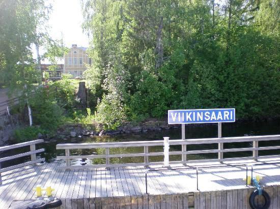 остров Viikinsaari
