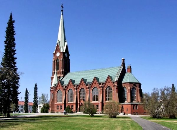 Кафедральный собор в Миккели