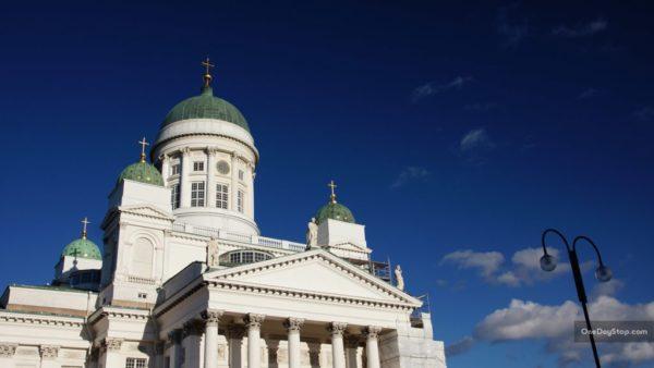 Немного квадратный Хельсинки