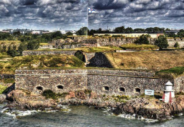 Крепость Суоменнлинна в современном виде
