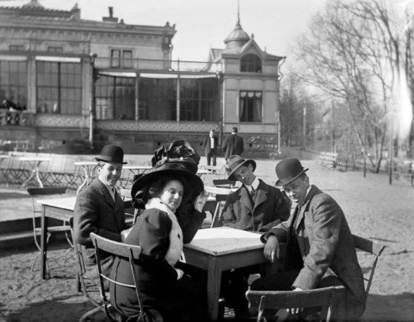 Хельсинки начало 19 века