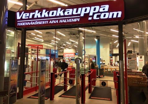 Verkkokauppa - одна из самых популярных торговых точек Финляндии у россиян