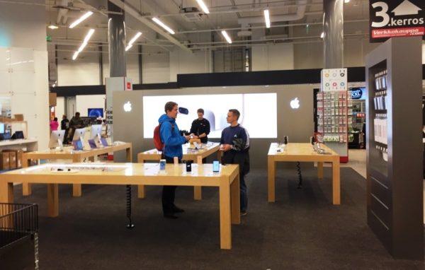 Покупка Айфон в Финляндии
