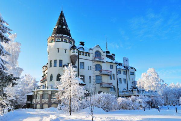 Иматра входит в десятку самых привлекательных с туристической точки зрения городов Финляндии