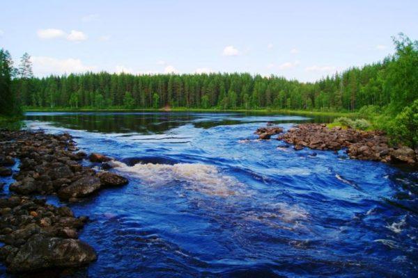 Красоты Финляндии