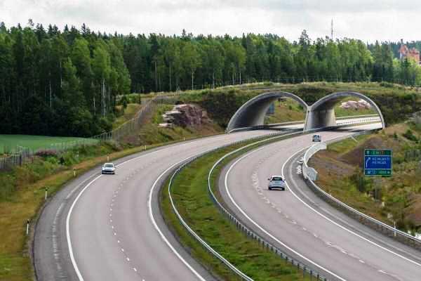 Автомобилем в Финляндию