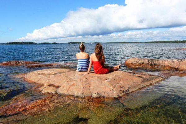Фыходные в Финляндии