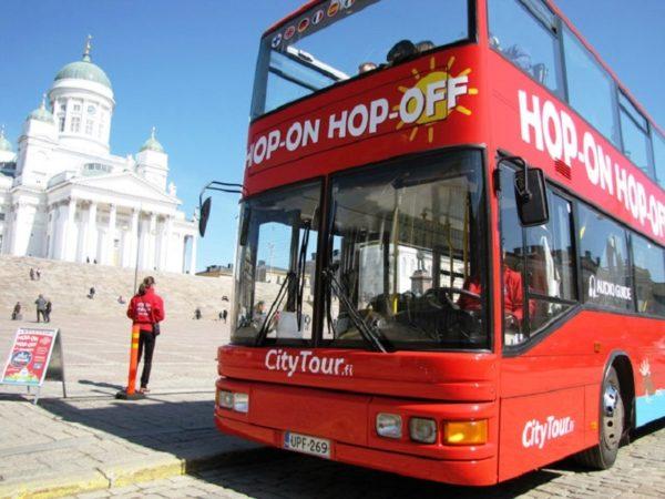 Тур по Хельсинки