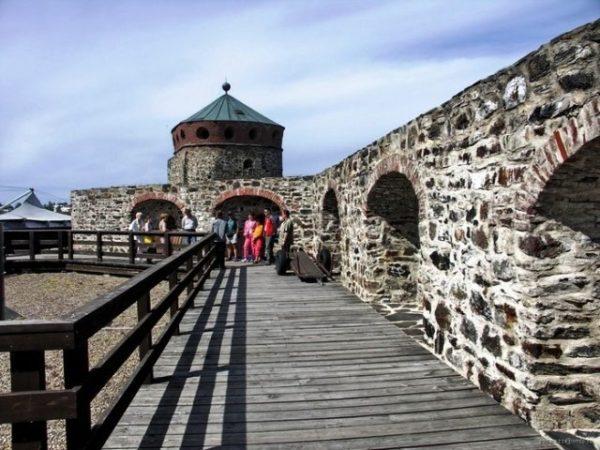 Крепость Лаппеенранты - музей