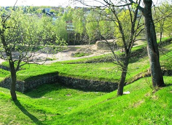 Крепость Лаппеенранты