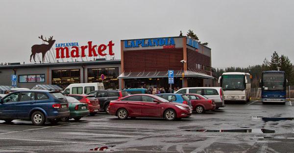 Магазины в Лаппеенранте