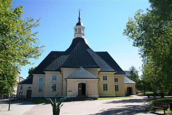 Церковь Лаппее